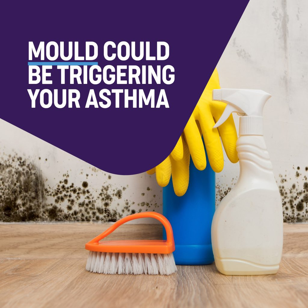 Mould trigger asthma